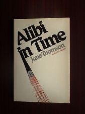 Alibi In Time June Thompson 1st HCDJ