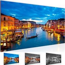 WANDBILDER Venedig Italien VLIES LEINWAND BILD - XXL BILDER KUNSTDRUCK 604312P
