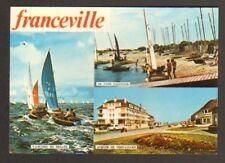 FRANCEVILLE (14) REGATE & CLUB NAUTIQUE en 1974