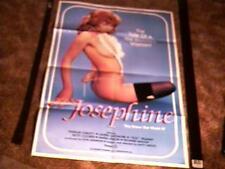 JOSEPHINE MOVIE POSTER  SEXPLOITATION