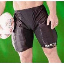ARMALITE rugby in schiuma imbottita Pantaloncini allenamento Training Trunk Pantaloncini