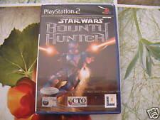 Star Wars Bounty Hunter LucasArts In ITALIANO PS2 SIGILLATO! NEW! LUCASFILM NEW!