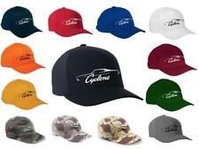 1970 1971 Mercury Cyclone Classic Color Outline Design Hat Cap NEW