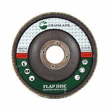 """Flap Disc, Sanding / Grinding Wheel - Zirconium Oxide - 4-1/2"""" x 7/8"""" - T29"""