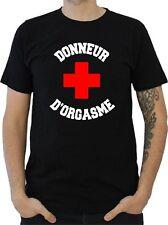 T-SHIRT HOMME DONNEUR D'ORGASME