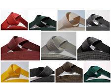 Gurtband für Taschen Markisentücher Sonnensegel usw. 24mm, 11 verschied. Farben