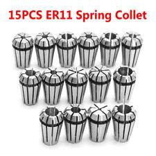 ER11 ER16 ER20 ER25 ER32 Spring Collet Sets CNC Milling Machine Lathe Tools Kit
