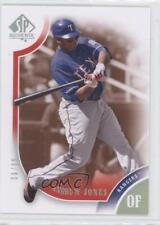2009 SP Authentic Copper #103 Andruw Jones Texas Rangers Baseball Card