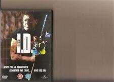 I.D DVD FOOTBALL HOOLIGANS ID RATED 18 VIOLENT