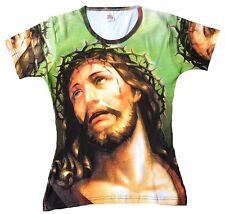Thorns Crown JESUS CHRIST Dornenkrone Religion ViP STAR Designer WoW T-SHIRT g.S