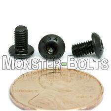 2mm / M2 x 0.4 - Button Head Socket Cap Screws Alloy Steel 12.9 Blk Ox ISO 7380