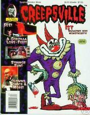 Creepsville Magazine # 1 (a.k.a. # 3, Godzilla) (USA)