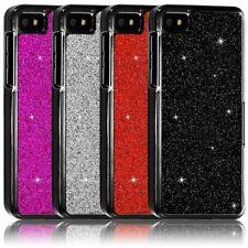 Housse Etui Coque Rigide pour BlackBerry Z10 Style Paillette Couleur