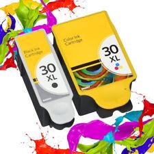 Lot Ink Kodak 30 XL for ESP 1.2 3.2 C110 C310 C315 HERO 3.1 5.1 OFFICE 2150 2170