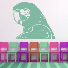Macaw Papegaai Tropische Vogel Muursticker WS-18722
