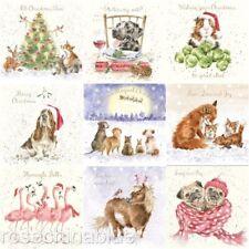 Wrendale Christmas Card