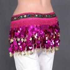 Tribal Hip Scarf Wrap Belly Dance Dancer Costume Belt Warp Bellydance Skirt