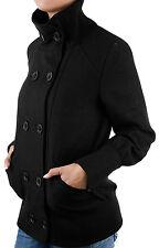 BILLABONG Ophael black jacket woman giacca nera donna taglia 3 cod. C3JK16BIW9 _