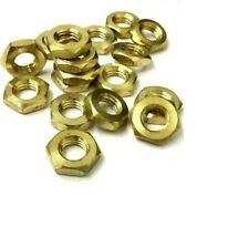 A4 HEXAGON FULL NUTS MARINE STEEL M2//2.5//3//4//5//6//8//10//12//14//16//18//20//22//24//27//30