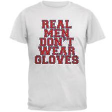 Glove Gate Real Men Don't Wear Gloves Mens T Shirt