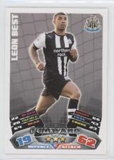 2011 2011-12 Topps Match Attax English Premier League #197 Leon Best Soccer Card