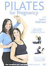 Pilates for Pregnancy DVD, Lynne Robinson,