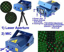 Proiettore laser da discoteca,pub,party,disco.Sound control,luci,fasci colorati.