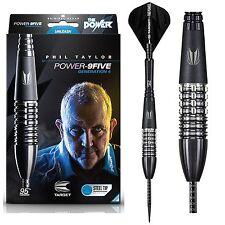22g 24g 26g Target Phil Taylor Power 9Five Gen 4, 95% Tungsten Darts Set