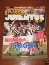 HURRA' JUVENTUS 1994/6 SPECIALE CAMPIONATO DEL MONDO 94