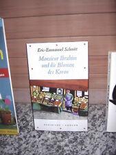 Monsieur Ibrahim und die Blumen des Koran, von Eric-Emm