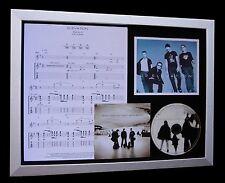 U2 Elevation LTD NOD QUALITY CD FRAMED DISPLAY+EXPRESS GLOBAL SHIP!!