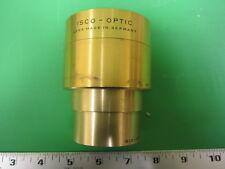 ISCO Optic 95mm FL Ultra MC 95mm 35mm Cinema Projector Lens