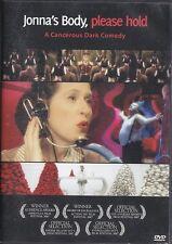 JONNA'S BODY, PLEASE HOLD - A Cancerous Dark Comedy. Dir Adam Bluming (DVD 2007)