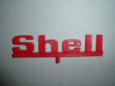 ENSEIGNE ' SHELL '  1970  POUR  GARAGE  STATION   SERVICE  SHELL   VROOM   1/43