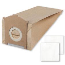compatible con bolsos de aspirador Bosch-Siemens 10