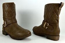 Damen Schuhe Stiefeletten Boots Stiefel Herbst Winter Gr.36-41 Khaki A.517