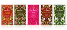 PUKKA TEA 20 TEABAGS - CHOOSE YOUR FAVORITE FLAVOURS