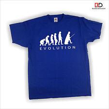 "Funny T-SHIRT EVOLUTION "" STAR WARS "" Man / Woman"
