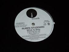 "Ruben Studdard & Fat Joe - What is Sexy PROMO 12"" MINT"