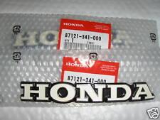 Honda NOS CB750 Tank Emblem Set CB 750 CB750K 1972 K2 a 87121-341-000