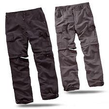 Pantalón De Exterior Secado Rápido De Senderismo SURPLUS™ Raw Vintage Acortable