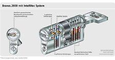 Original ABUS BRAVUS.2000 Zylinder 40-45 B2L410- 40-45 vom ABUS Vertragspartner