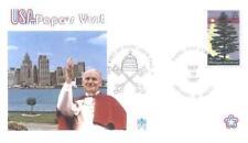 USA 1987 Jan Paweł II papież John Paul pope papa (87/20)