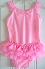 Bubble Pink Tutu Girls Toddler Swimsuit Old Navy Swim Suit Bathing NEW