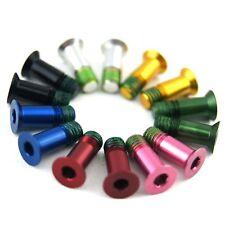 TOKEN Rear Derailleur Pulley Bolts M5*14mm CNC AL7075 Fit Shimano & SRAM / 2pcs