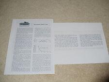 Harman Kardon Citation III Tube Tuner Review, 1961