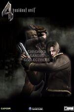 RGC Huge Poster - Resident Evil 4 Leon Kennedy Nintendo GameCube Wii - REE050