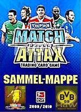 Topps Match Attax 2009//10 09 10-équipe-Hamburger sv