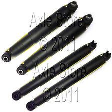 4 New Shock FULL Set OE Repl. Ltd Lifetime Warranty  #40186 4WD Models Only
