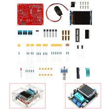 GM328 DIY Transistor Tester Tool Parts Frequency Measurement Meter DIY Kits New